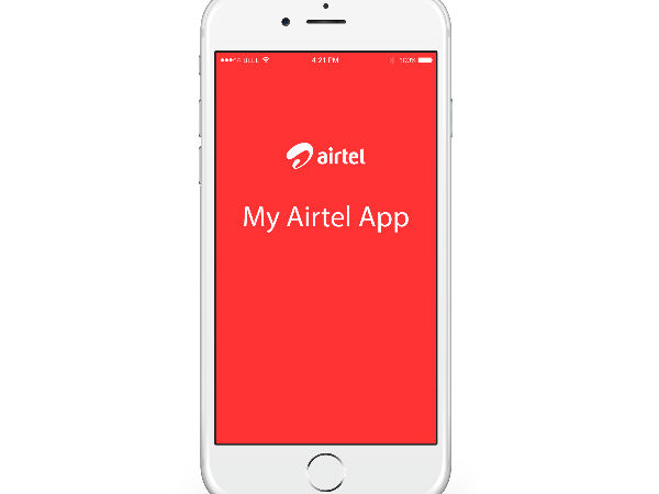 Download the MyAirtel app