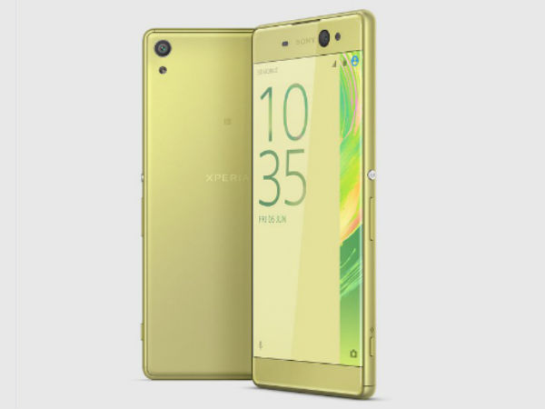 Sony Xperia XA Ultra (6-inch Screen)