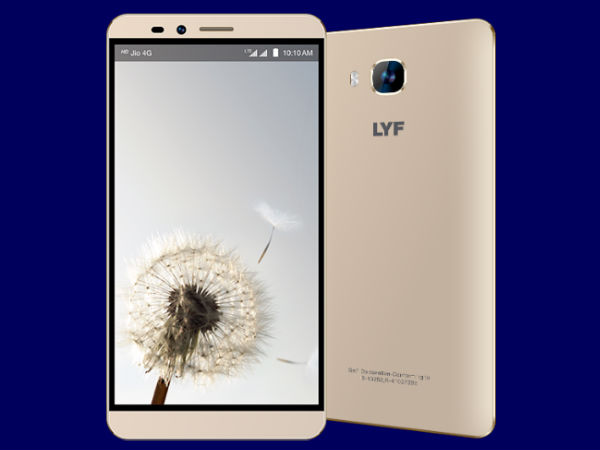 LYF Wind 2 (6-inch Screen)