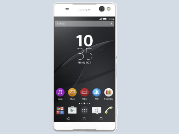 Sony Xperia C5 Ultra (6-inch Screen)