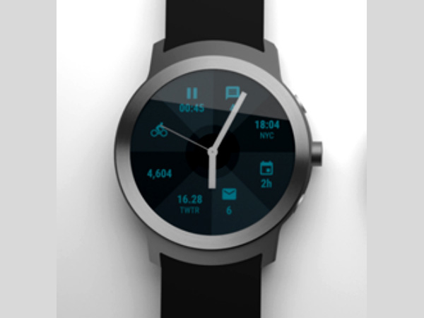 Google's very won Android Wear- Version 2.0