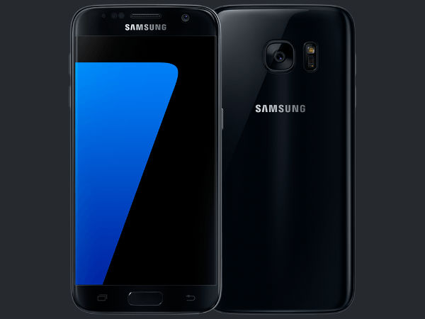 12% off on Samsung Galaxy S7 (Silver Titanium, 32GB)