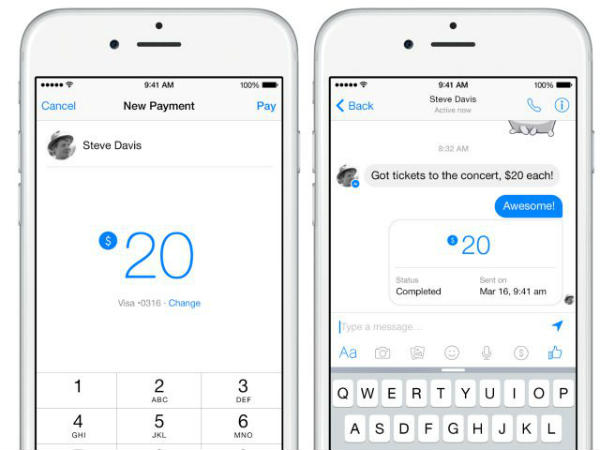 5. Make Payment for Online Purchases with Facebook Messenger
