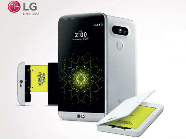LG G5 with Free Extra Battery