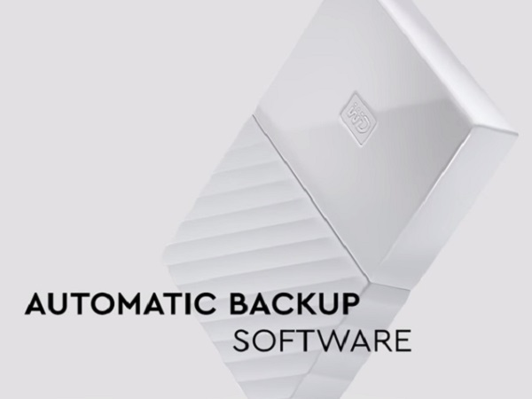 Back Up Automatically