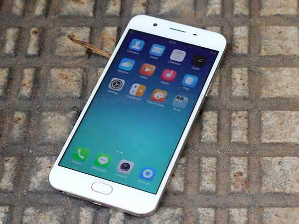 Offer on Oppo F1s 32GB Gold