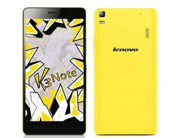 Offer on Lenovo K3 Note (16GB, Black)