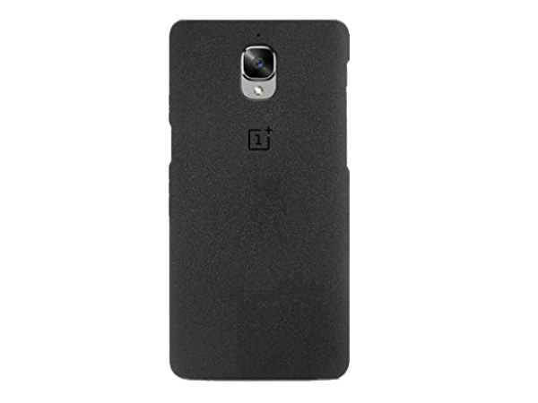 Missing the OnePlus Sandstone back finish? Here's OnePlus 3 Sandstone Case