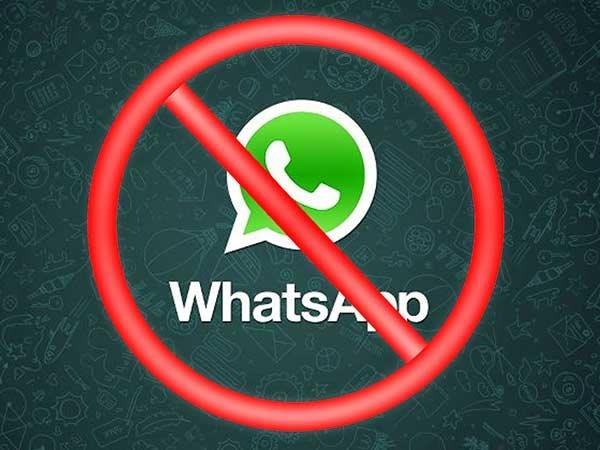 These Phones Won't Support WhatsApp After December 2016