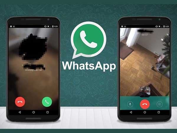 Make Video Calls on WhatsApp