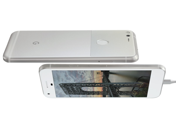 Google Pixel - Very Silver (128 GB)