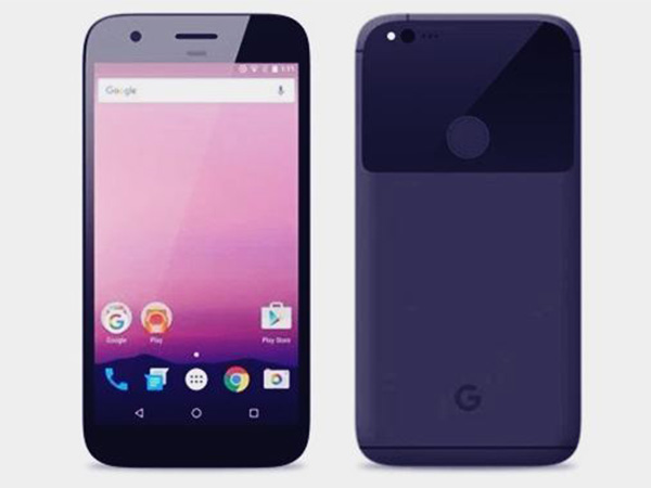 Google Pixel XL - Quite Black (128 GB)
