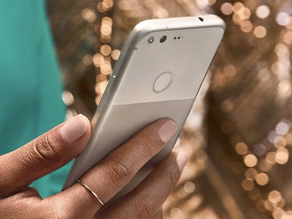 Google Pixel XL - Very Silver (128 GB)