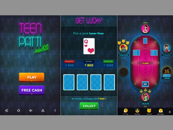"This Diwali, You Can Play ""Teen Patti Nights"" on Hike Messenger"