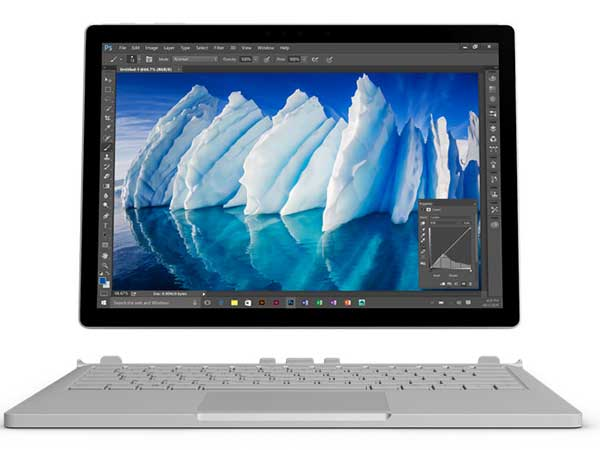 Portable and Powerful Upgraded Surface Book Pro