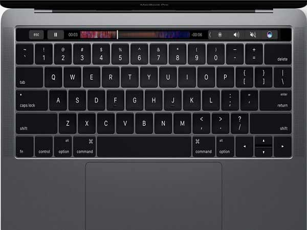 Touch ID comes to MacBook Pro