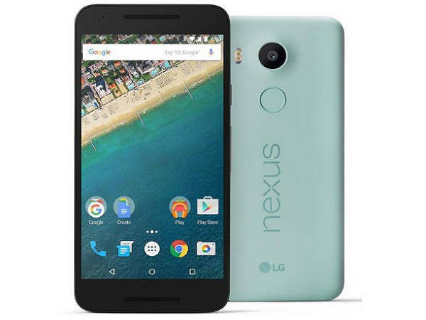 Nexus 5X in Disguise