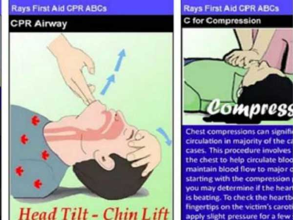 Rays First Aid CPR