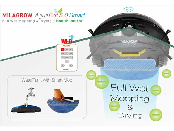 Milagrow Launches Smart Healthcare Floor Vacuuming Robot in India