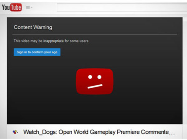 4 Tricks to Watch Age Restricted YouTube Videos without Logging In