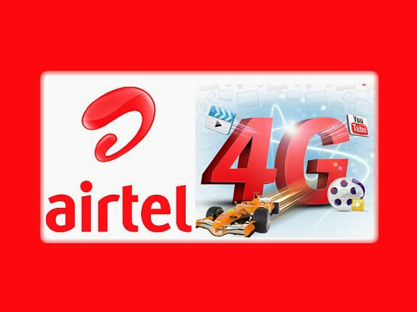 Get Free 1.2GB 4G/3G Data on Airtel Just by an SMS, Find Out How