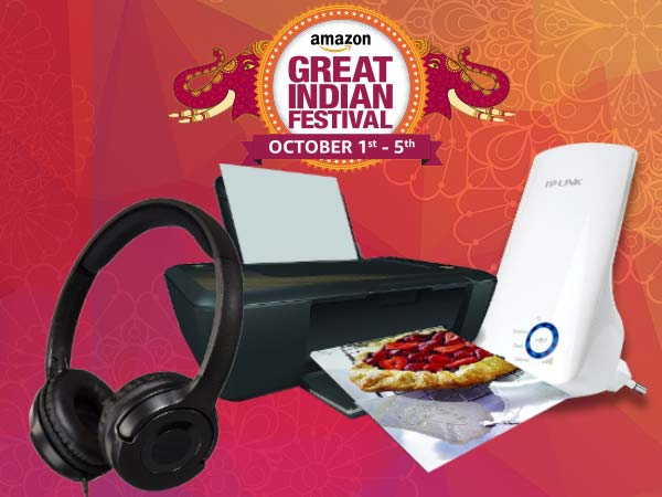 Amazon Great Indian Festival: 15 Gadget Deals You Can't Afford To Miss