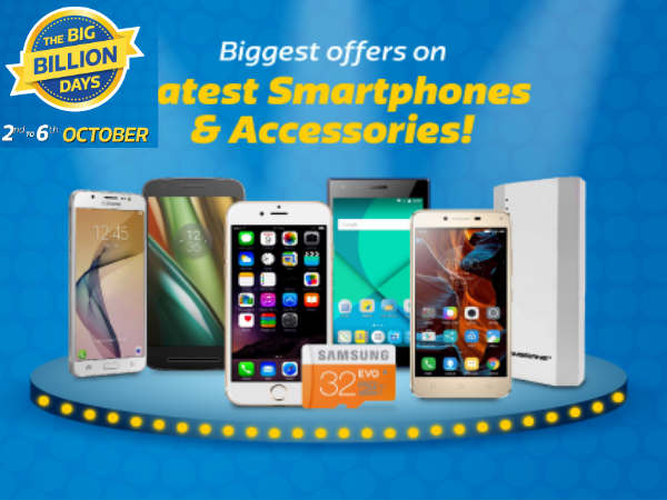 Flipkart Big Billion Day: Top 10 Smartphones with Exchange Offers