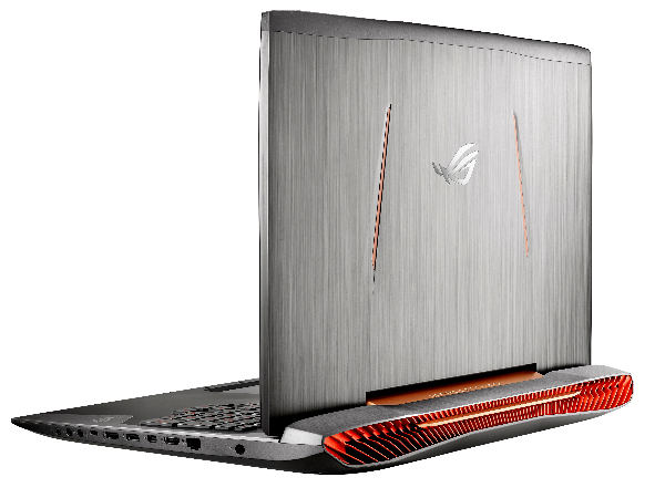 ASUS ROG G752 & GL502 GeForce GTX 10 Series Laptops Launched