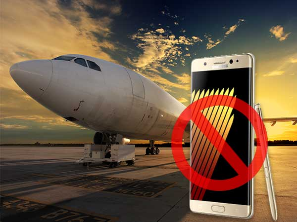US federal agencies ban Note 7 from airplanes