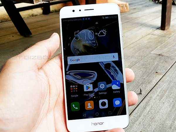 Huawei Honor 8, Honor 8 Smart, Holly 3 Launched in India