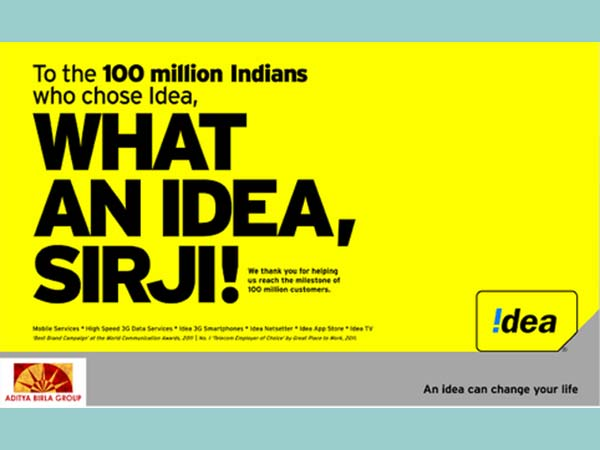 Reliance Jio Effect: Idea Offers 1GB Data For 1 Year at Just Rs. 51