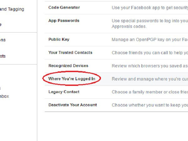 5 Easy Steps to Remotely Logout from Facebook