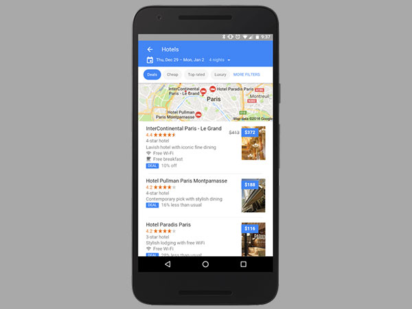 Here's How Google Lets You Know the Best Time to Book A Flight