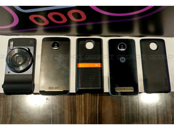 Moto Z and Moto Z Play First Impressions