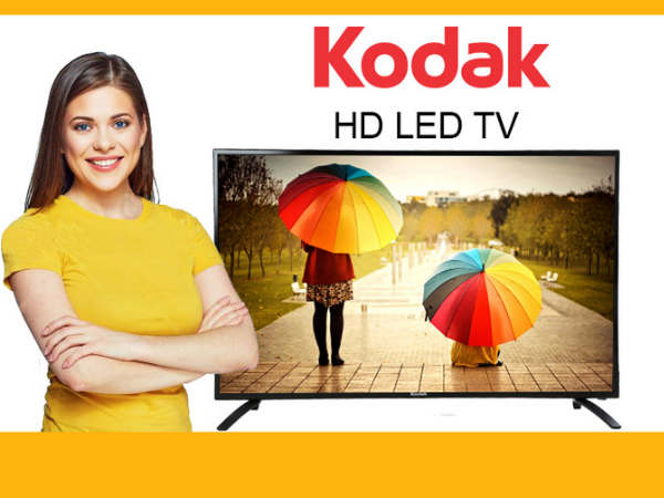 Diwali Offer: Buy Kodak HD LED TVs Priced at Rs. 11,999 Onwards