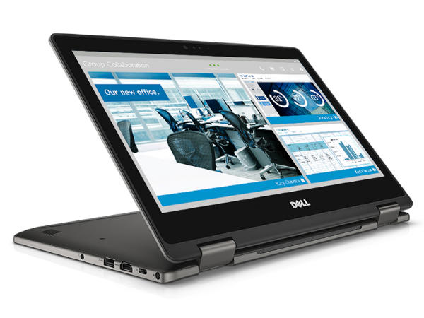 Dell Latitude 3379 convertible laptop launched in India for Rs. 64,990