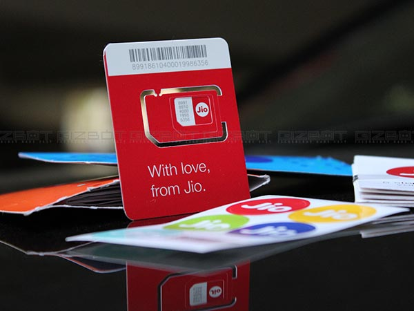 Grab a Reliance Jio SIM Card Before December 3 to Enjoy Free Services