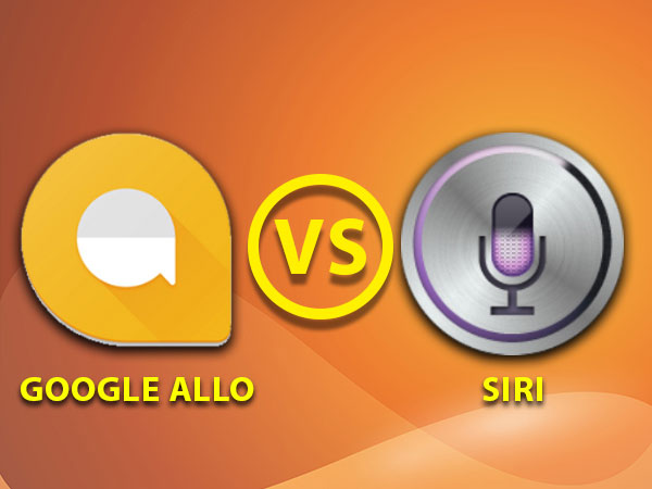 Google Allo Assistant vs Apple Siri: AI Battle Gets Tougher