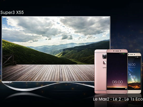 Grab Any LeEco Product Availing Discounts on LeMall and Flipkart