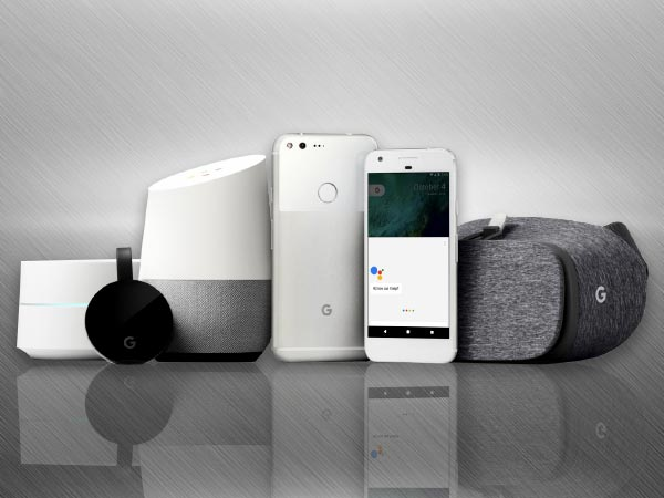 Google wants to change the way we live with its latest hardware