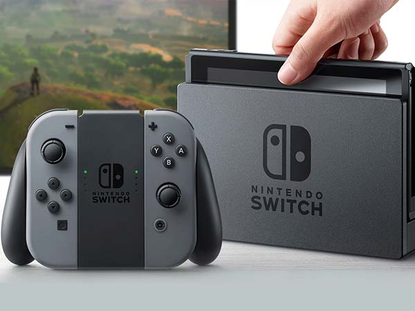 5 Things to Know about Nintendo Switch