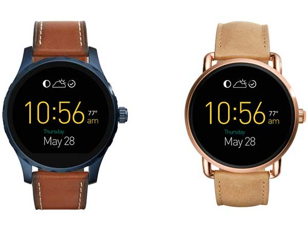 Fossil to launch Q Marshal, Q Wander and one other series