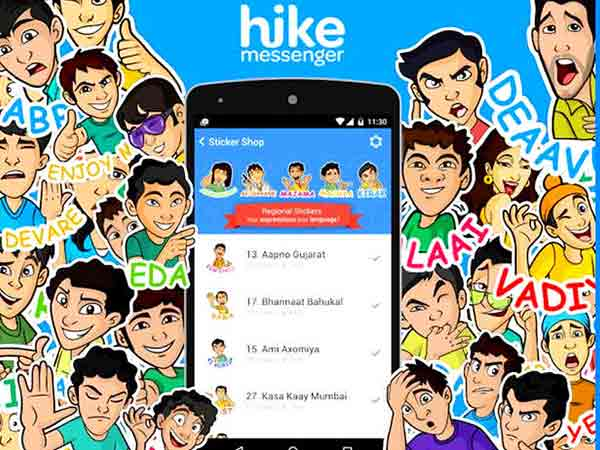 Hike Messenger Updated with New 'Video Stories' Feature