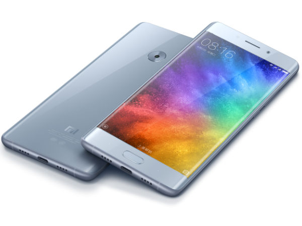 Xiaomi Announces Mi Note 2 Flagship and Mi Mix Concept Phones