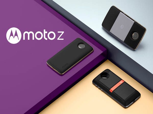 Moto Z, Moto Z Play Launched with Reliance Jio 4G SIM Support