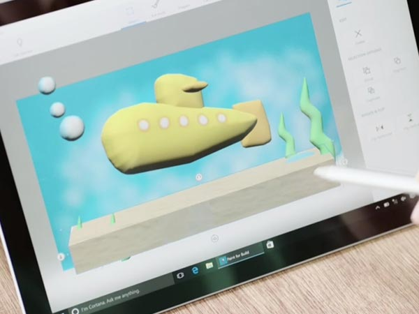 Classic MS Paint Goes 3D: The Biggest Update to the App Ever