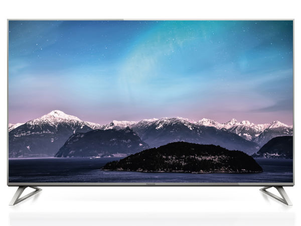 Panasonic launches two new 4K televisions