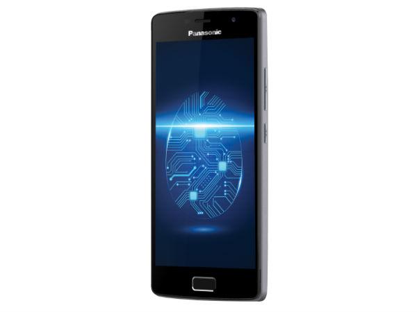 Panasonic Eluga Tapp with Front Fingerprint Scanner