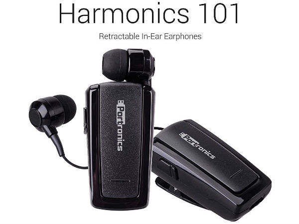Portronics launches new 'Harmonics 101' headset