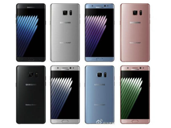 Samsung temporarily halts Galaxy Note 7 production